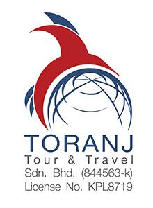 Toranj Tour & Travel Agency Logo